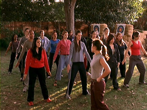 Buffy the Vampire Slayer, Get It Done, Kennedy