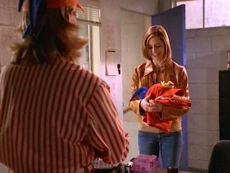 Buffy the Vampire Slayer, Doublemeat Palace