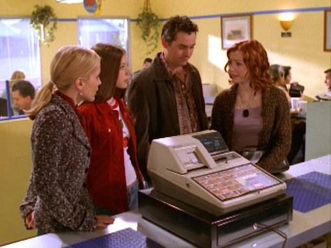 Buffy the Vampire Slayer, Doublemeat Palace Xander Anya Willow Dawn