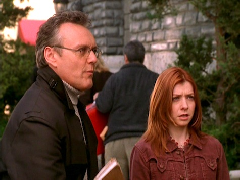 Buffy the Vampire Slayer, Empty Places, Giles, Willow