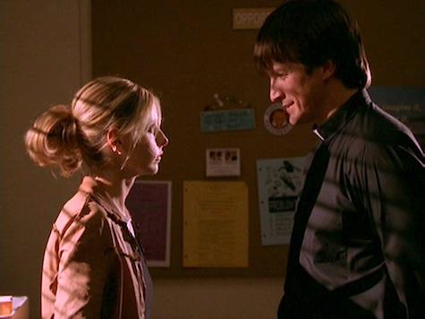 Buffy the Vampire Slayer, Empty Places, Caleb