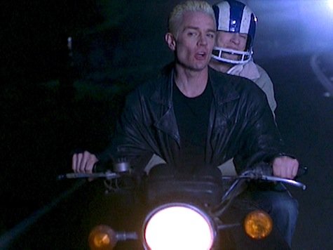 Buffy the Vampire Slayer, Empty Places, Spike, Andrew