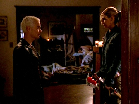 Buffy the Vampire Slayer, End of Days, Spike