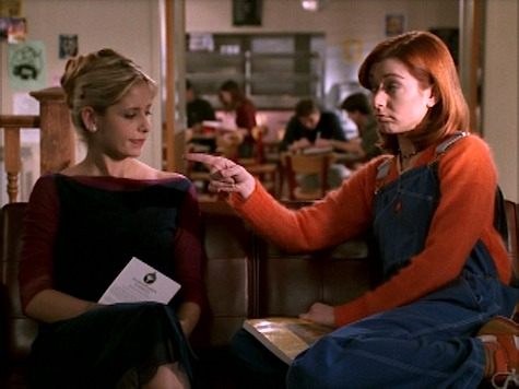Buffy the Vampire Slayer, Season 3, Enemies