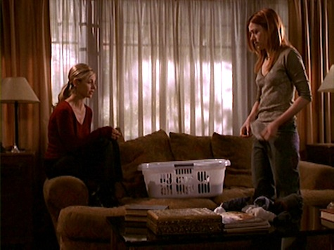 Buffy the Vampire Slayer, First Date, Willow