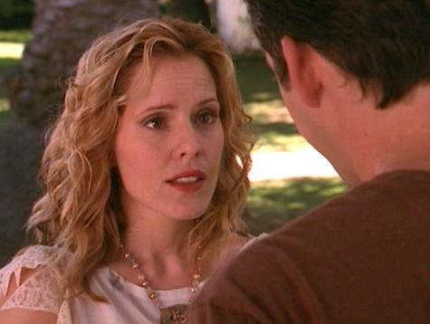 Buffy the Vampire Slayer, Flooded, Anya
