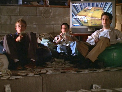 Buffy the Vampire Slayer, Flooded, the Trio