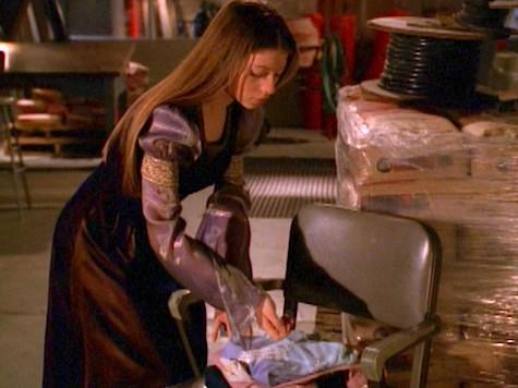 Buffy the Vampire Slayer, The Gift, Dawn
