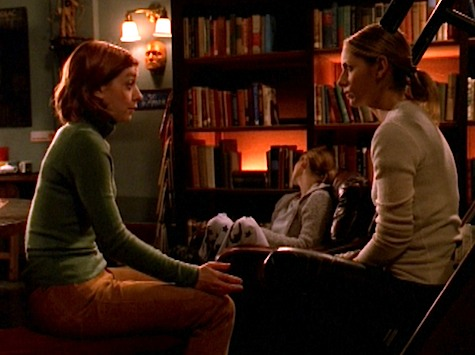 Buffy the Vampire Slayer, The Gift, Willow