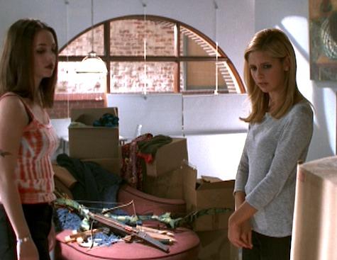 Buffy the Vampire Slayer, Graduation Day