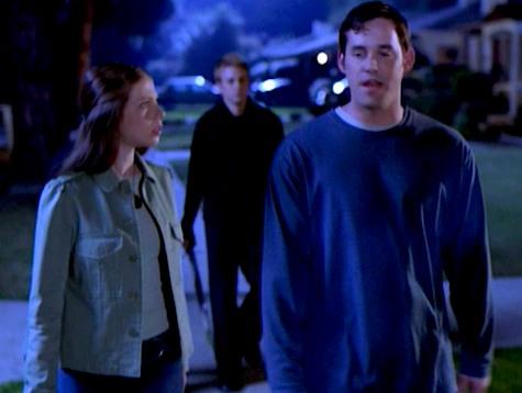 Buffy the Vampire Slayer, Grave, Dawn, Xander