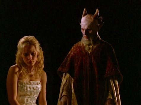Buffy the Vampire Slayer, Hell's Bells, Anya, D'Hoffryn