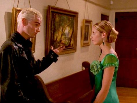 Buffy the Vampire Slayer, Hell's Bells, Spike