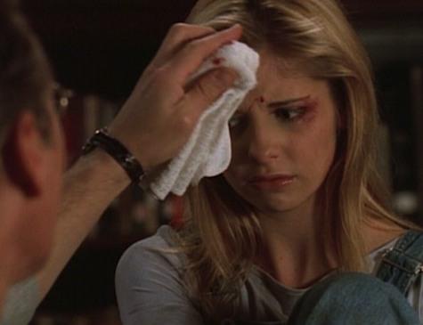 Buffy the Vampire Slayer, Helpless