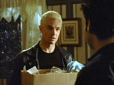 Buffy the Vampire Slayer, I Was Made to Love You, Spike