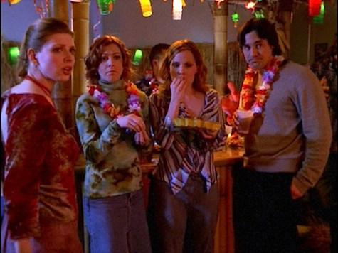 Buffy the Vampire Slayer, I Was Made to Love You, Willow, Xander, Tara, Anya