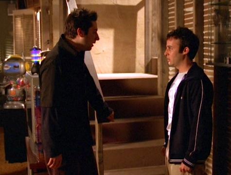 Buffy the Vampire Slayer, Normal Again, Warren Jonathan