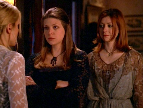 Buffy the Vampire Slayer, Older and Far Away, Tara, Anya, Willow