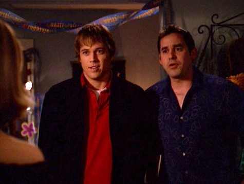Buffy the Vampire Slayer, Older and Far Away, Xander, RIchard