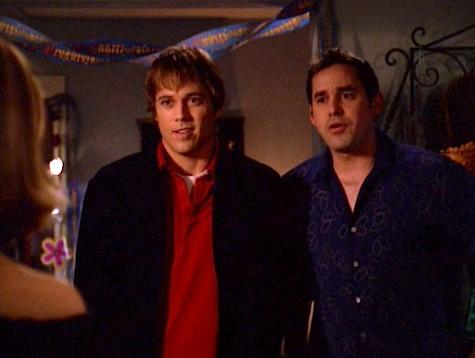 Buffy the Vampire Slayer, Older and Far Away, Xander, RIchard