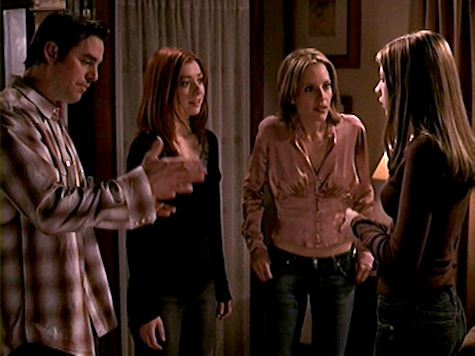 Buffy the Vampire Slayer, Potential, Daw, Willow, Xander, Anya