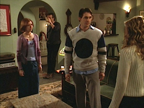Buffy the Vampire Slayer, The Yoko Factor and Primeval