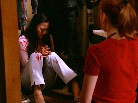 Buffy the Vampire Slayer, Selfless, Willow