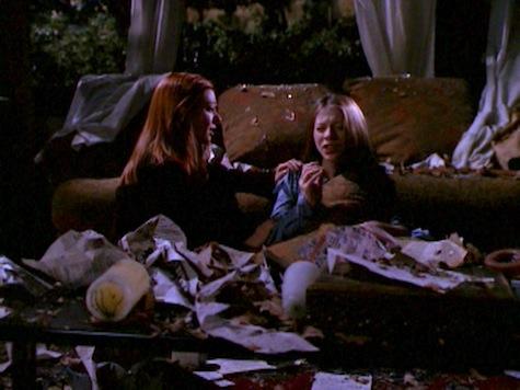 Buffy the Vampire Slayer, Sleeper, Dawn, Willow