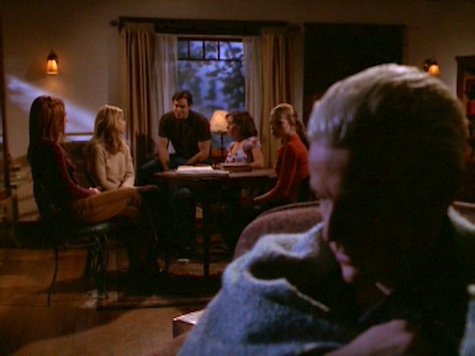 Buffy the Vampire Slayer, Sleeper, Spike, Willow, Xander, Dawn, Anya