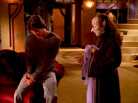 Buffy the Vampire Slayer, Spiral, Ben