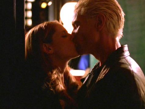 Buffy the Vampire Slayer Tabula Rasa Spike