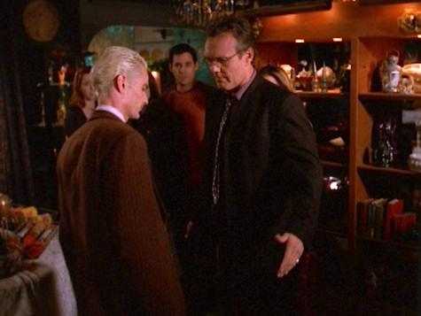 Buffy the Vampire Slayer Tabula Rasa Giles Spike