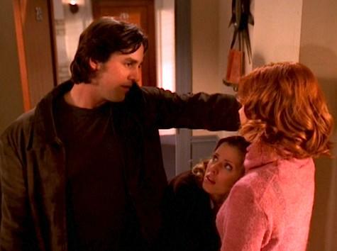 Buffy the Vampire Slayer, The Body, Xander, Anya, Willow