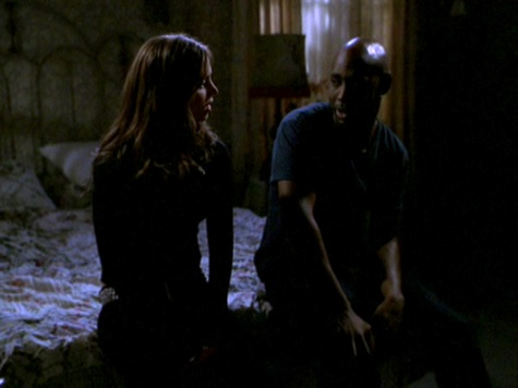 Buffy the Vampire Slayer, Touched, Faith, Robin