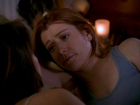 Buffy the Vampire Slayer, Touched, Willow