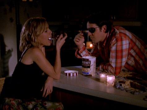 Buffy the Vampire Slayer, Touched, Anya, Xander