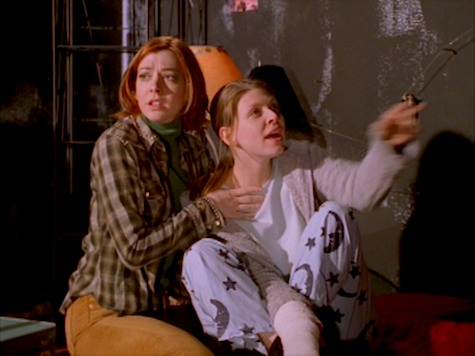 Buffy the Vampire Slayer, Tough Love, Willow, Tara