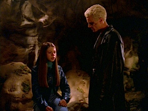 Buffy the Vampire Slayer, Tough Love, Spike, Dawn