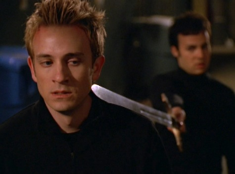 Buffy the Vampire Slayer, Two to Go, Andrew, Jonathan