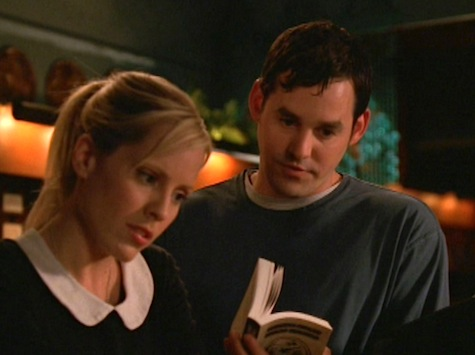 Buffy the Vampire Slayer, Two to Go, Xander, Anya
