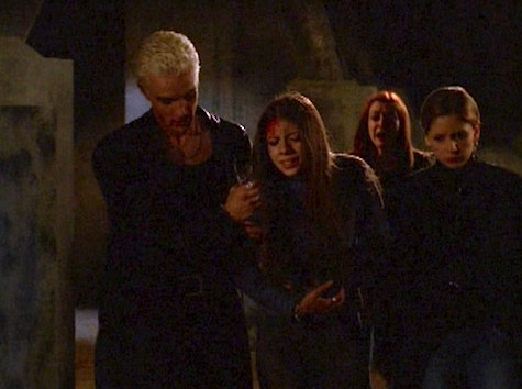 Buffy the Vampire Slayer, Wrecked, Willow, Spike, Dawn