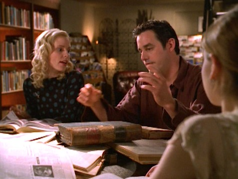 Buffy the Vampire Slayer, Wrecked, Anya, Xander