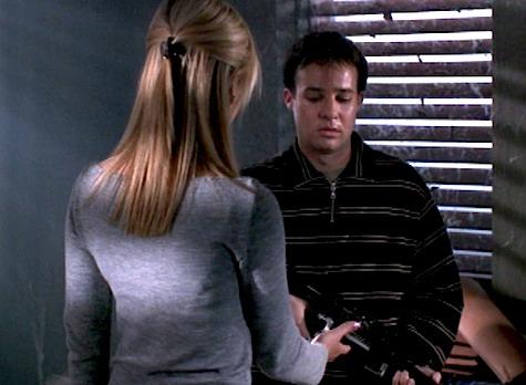 Buffy the Vampire Slayer, Earshot