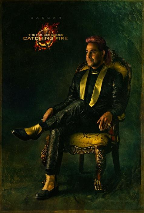 Capitol Portraits Caesar Flickerman Stanley Tucci Catching Fire
