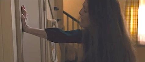 Carrie trailer Chloe Moretz Julianne Moore psychic powers prom pig's blood tampon scene