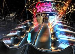 Chocobo Racing Golden Saucer Final Fantasy VII