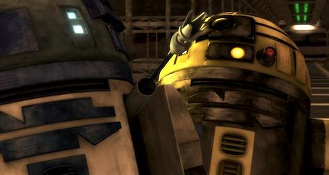 Star Wars The Clone Wars, r2-d2