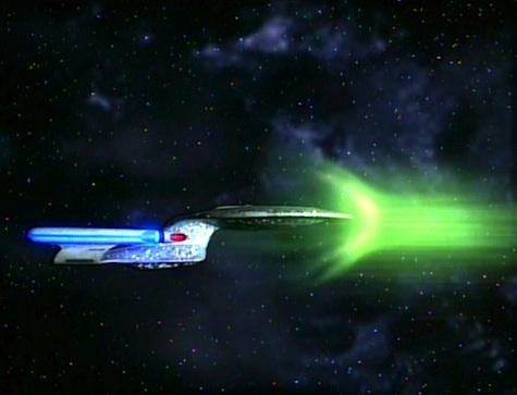 Star Trek: The Next Generation: Clues
