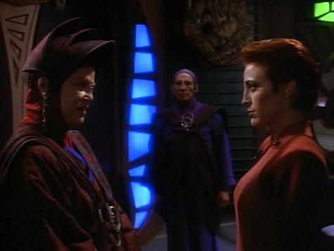 Star Trek: Deep Space Nine Rewatch on Tor.com: The Collaborator