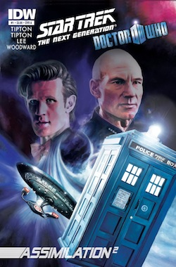 Make It So Timey-Wimey: Doctor Who/Star Trek Crossovers Then and Now